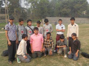 Chitwan Team