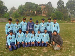 Kaski Blind Boys Team