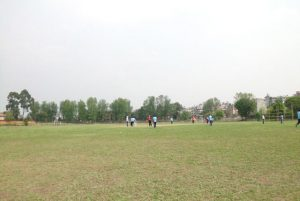 Match betwan Vally and kaski