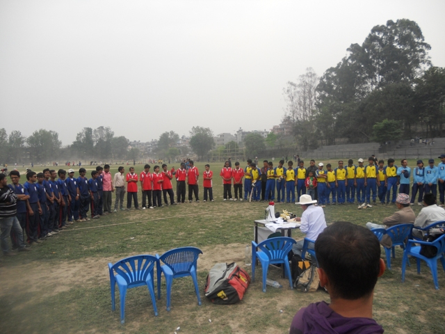 Openong Ceremony of 4th National Blind Cricket Tournament