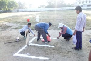 Cab Nepal Officials Preparing the Pitch
