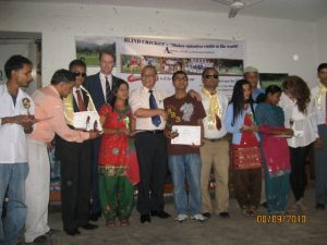 Photo of Annual Award 2010
