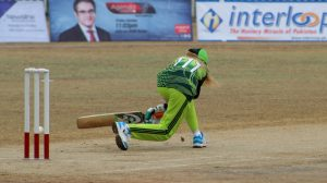 Tayyaba Fatima of Pakistan Batting