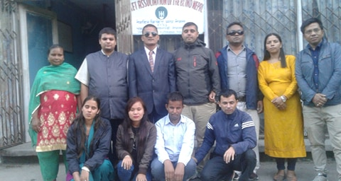 Newly elected board members of CAB Nepal